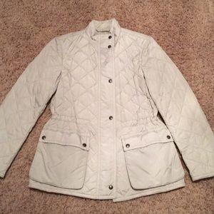 Women's Coach light gray coat